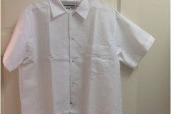 Lightweight Men's Cotton Work Shirt Picture From Uniform Supplier In NJ - Prime Uniform Supply