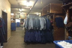 Image Of Clothes Used In Uniform Rental Company In West New York, NJ - Prime Uniform Supply