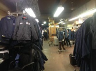 Photo Of Clothes Used for Industrial Workwear In West New York, NJ - Prime Uniform Supply