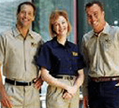 Photo Of Group Of People Wearing Their Uniform From Uniform Rental Company In West New York, NJ - Prime Uniform Supply