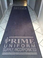 Image Of A Commercial Floor Mat In West New York, NJ - Prime Uniform Supply